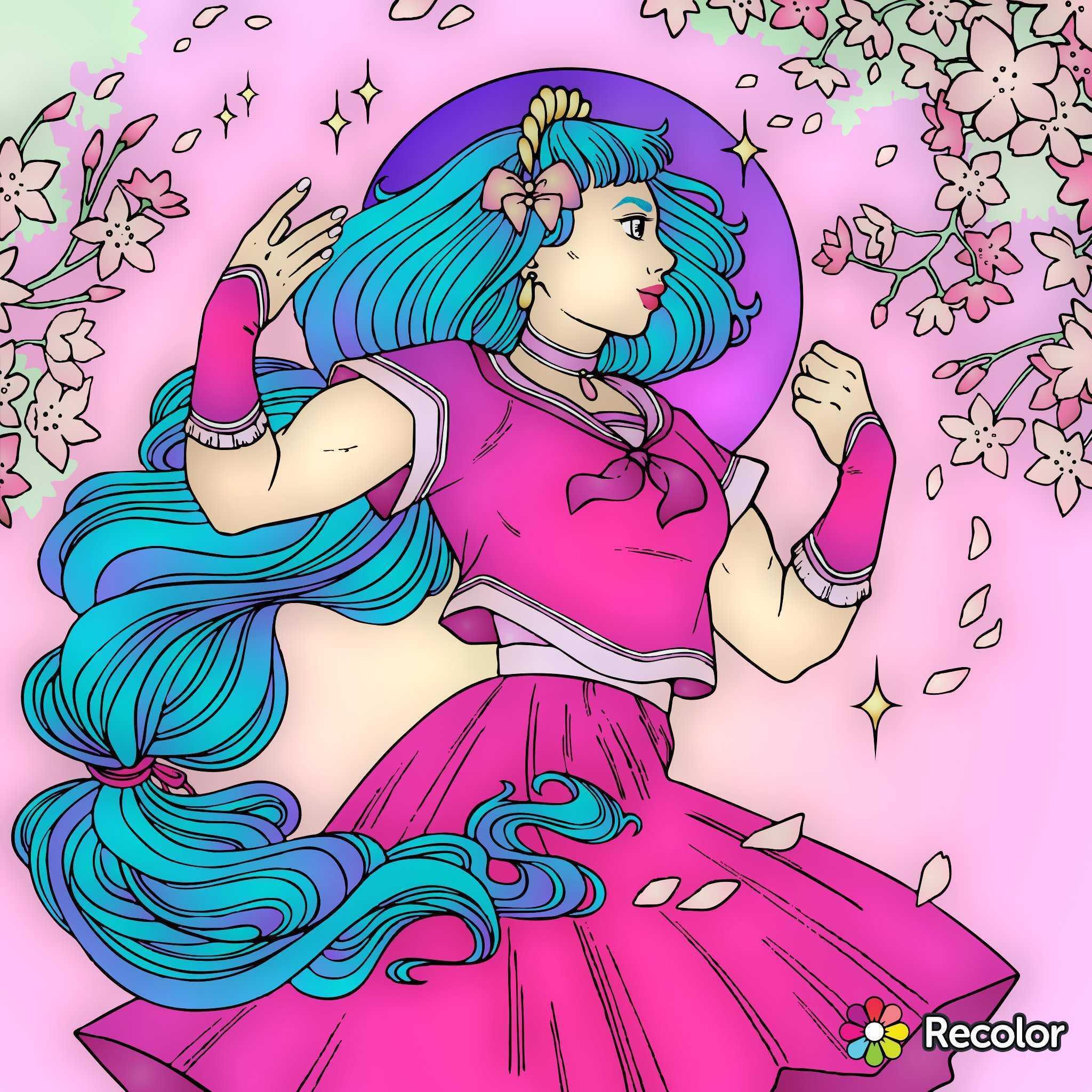 Gaga for Manga!